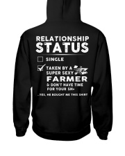 Farmer Farm Realationship Status Shirt Hooded Sweatshirt thumbnail
