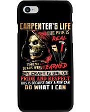 Carpenter Phone Case tile