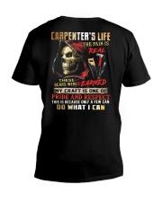 Carpenter V-Neck T-Shirt tile