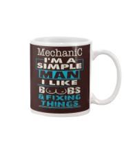 Mechanic Exclusive Shirt Mug thumbnail