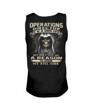 Operations Director Unisex Tank thumbnail