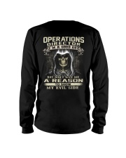 Operations Director Long Sleeve Tee thumbnail