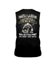 Forklift Operator Exclusive Shirt Sleeveless Tee thumbnail
