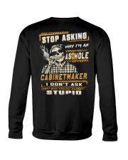 Cabinetmaker Crewneck Sweatshirt thumbnail