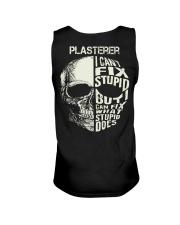 Plasterer Exclusive Shirt Unisex Tank thumbnail