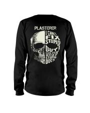 Plasterer Exclusive Shirt Long Sleeve Tee thumbnail