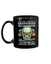 Carpenter Mug tile