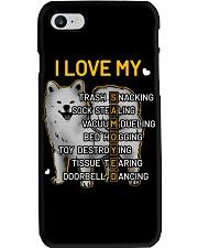 I Love My Samoyed Dog Phone Case thumbnail