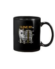 I Love My Samoyed Dog Mug thumbnail