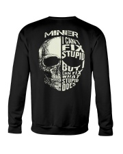 Miner Crewneck Sweatshirt thumbnail