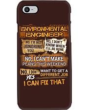 Environmental Engineer Phone Case thumbnail