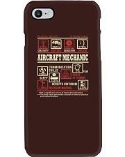Aircraft Mechanic Exclusive Shirt Phone Case thumbnail