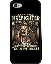 Firefighter Phone Case tile