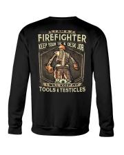 Firefighter Crewneck Sweatshirt tile