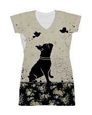 Frenchie All Over Shirt All-over Dress thumbnail
