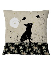 Frenchie All Over Shirt Square Pillowcase thumbnail