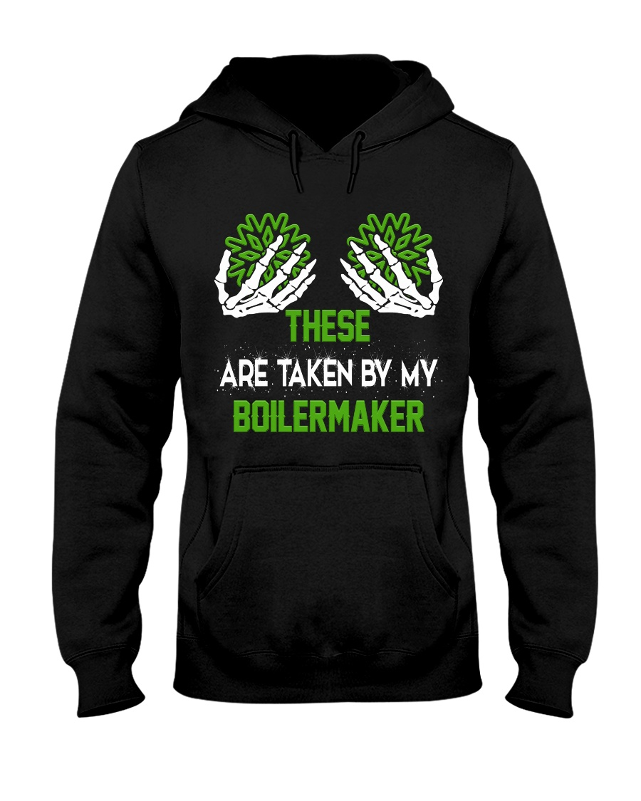 BOILERMAKER SHIRT Hooded Sweatshirt