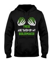 BOILERMAKER SHIRT Hooded Sweatshirt front