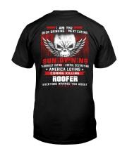 ROOFER SHIRT Classic T-Shirt thumbnail