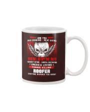 ROOFER SHIRT Mug thumbnail