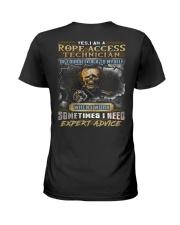 Rope Access Technician Ladies T-Shirt thumbnail