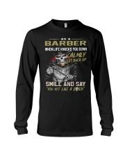 Barber Long Sleeve Tee thumbnail
