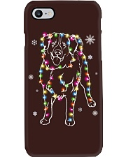 Bernese Mountain Dog Christmas Phone Case thumbnail