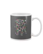 Bernese Mountain Dog Christmas Mug tile