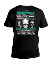 Arborist V-Neck T-Shirt thumbnail