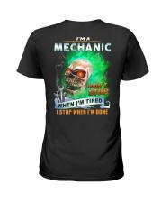 Mechanic Ladies T-Shirt thumbnail