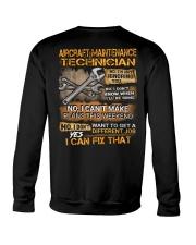 Aircraft Maintenance Technician Crewneck Sweatshirt thumbnail