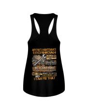 Aircraft Maintenance Technician Ladies Flowy Tank thumbnail