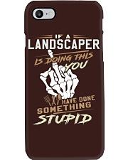 Lanscaper Phone Case thumbnail