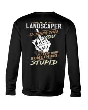 Lanscaper Crewneck Sweatshirt thumbnail