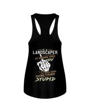 Lanscaper Ladies Flowy Tank thumbnail