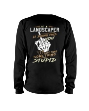 Lanscaper Long Sleeve Tee thumbnail