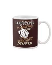 Lanscaper Mug thumbnail