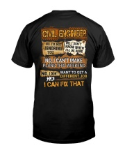 Civil Engineer Classic T-Shirt tile