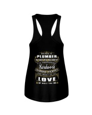 Plumber Exclusive Shirt Ladies Flowy Tank thumbnail