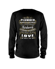 Plumber Exclusive Shirt Long Sleeve Tee tile