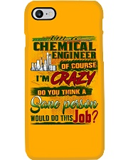 Chemical Engineer Phone Case thumbnail