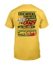 Chemical Engineer Classic T-Shirt thumbnail