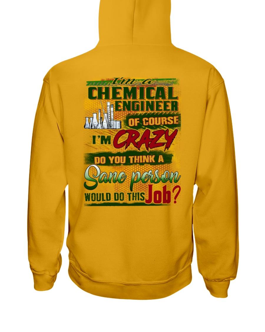 Chemical Engineer Hooded Sweatshirt
