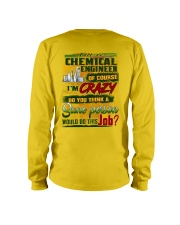 Chemical Engineer Long Sleeve Tee thumbnail