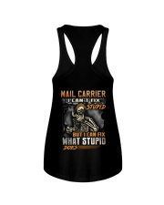 Mail Carrier Ladies Flowy Tank thumbnail