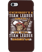 Team Leader Phone Case thumbnail