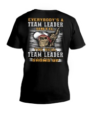 Team Leader V-Neck T-Shirt thumbnail