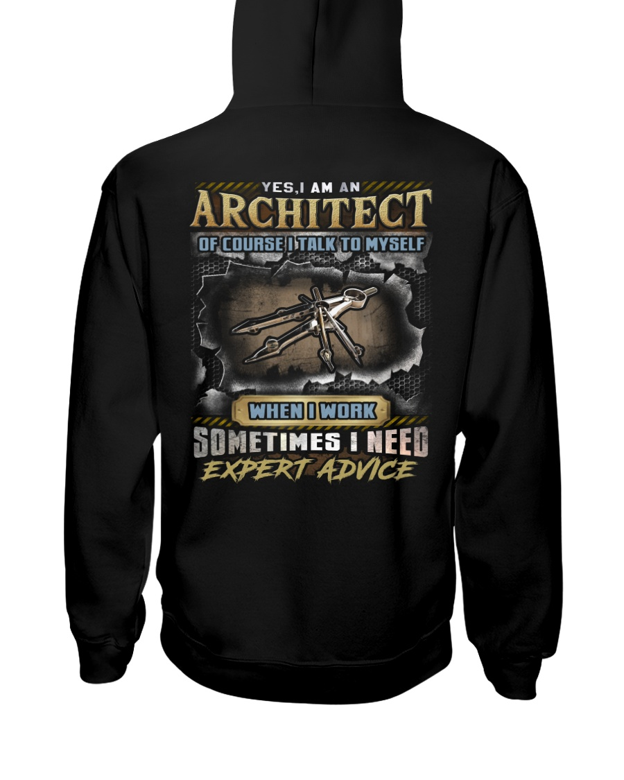 Architect Hooded Sweatshirt