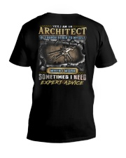 Architect V-Neck T-Shirt thumbnail