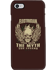 electrician shirt Phone Case thumbnail